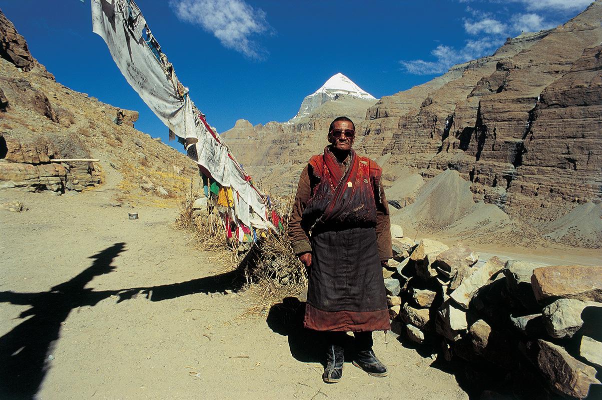 Kailash, Tibet. 1995