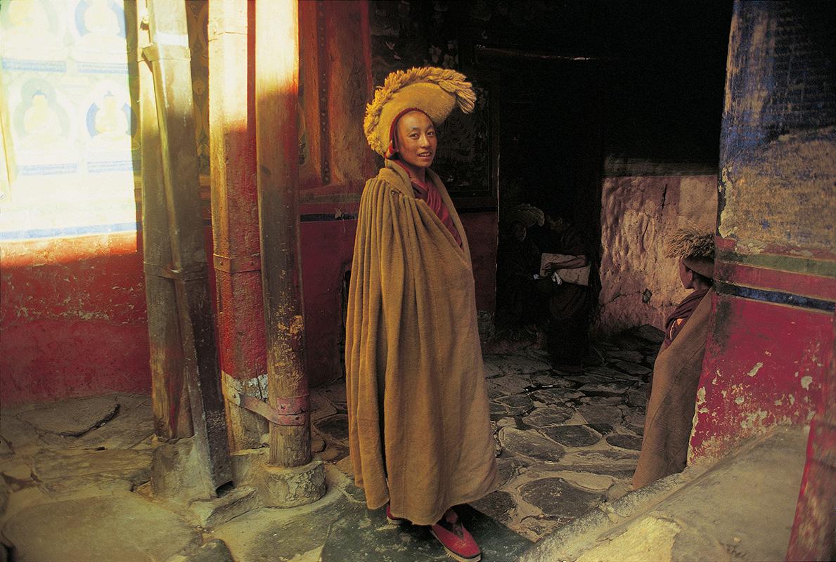 Shigatse, Tibet. 1995