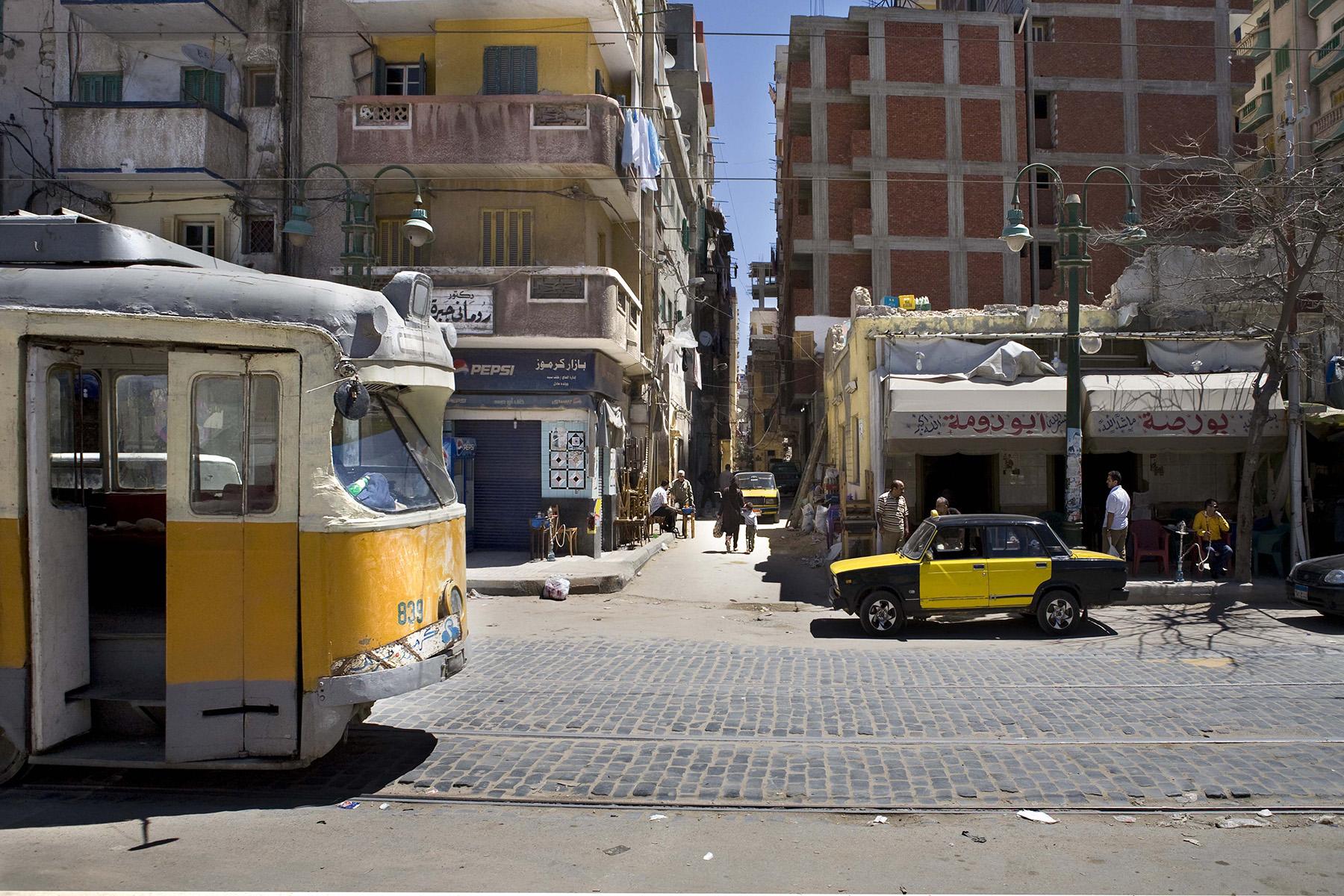 Alexandria, Egypt. 2012